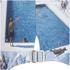 Orlebar Brown Women's Almada Hulton Getty Roc Pool Swimsuit - Blue: Image 3
