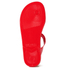 MICHAEL MICHAEL KORS Women's MK Plate Jelly Sandals - Coral Reef: Image 5
