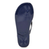 MICHAEL MICHAEL KORS Women's Jet Set MK Jelly Sandals - Navy: Image 3