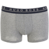 BOSS Hugo Boss Men's 3 Pack Boxer Shorts - Grey: Image 6