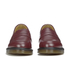 Dr. Martens Women's Addy Loafers - Cherry Red Smooth: Image 4