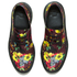 Dr. Martens Women's Lester Flat Shoes - Cherry Red Hawaiian: Image 2