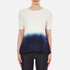 BOSS Orange Women's Tadip Top - Dark Blue: Image 1