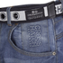 Crosshatch Men's New Baltimore Denim Jeans - Light Wash: Image 3