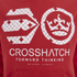 Crosshatch Men's Arowana Hoody - High Red: Image 3
