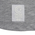 Crosshatch Men's Hamal Graphic T-Shirt - Grey Marl: Image 4
