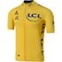 Le Coq Sportif Men's Tour de France 2016 Leaders Official Premium Jersey - Yellow: Image 1