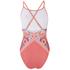 MINKPINK Women's Bloomin Beach Cross Over Low Back One Piece Swim Suit - Pink: Image 2