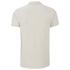 Scotch & Soda Men's Garment Dyed Pique Polo Shirt - Bone White: Image 2