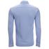 Scotch & Soda Men's Pique Long Sleeved Shirt - Blue: Image 2