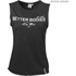 Better Bodies Women's N.Y. Raw Tank Top - Anthracite Melange: Image 1