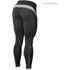 Better Bodies Women's Tights - Black: Image 2