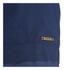 Scotch & Soda Men's Rib Collar Short Sleeve Shirt - Night: Image 3