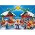 Playmobil Christmas At The Christmas Market (5587): Image 1