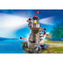 Playmobil Pirates Soldier Tower with Beacon (6680): Image 1