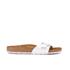 Birkenstock Women's Madrid Slim Fit Single Strap Sandals - Rose: Image 1