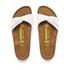 Birkenstock Women's Madrid Slim Fit Single Strap Sandals - Rose: Image 3