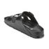Birkenstock Women's Arizona Slim Fit Double Strap Sandals - Black: Image 4
