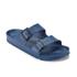 Birkenstock Women's Arizona Slim Fit Double Strap Sandals - Navy: Image 3