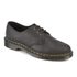 Dr. Martens Men's Core 1461 Carpathian Leather 3-Eye Derby Shoes - Black: Image 2