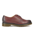 Dr. Martens Men's Core 1461 Antique Temperley Leather 3-Eye Derby Shoes - Cherry Red: Image 1