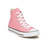 Converse Women's Chuck Taylor All Star Hi-Top Trainers - Daybreak Pink/White/Black: Image 4
