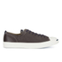 Converse Jack Purcell Men's WR Tumbled Leather Trainers - Burnt Umber/Egret: Image 1