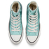 Converse Women's Chuck Taylor All Star Sunset Wash Hi-Top Trainers - Motel Pool/Rebel Teal: Image 2