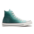 Converse Women's Chuck Taylor All Star Sunset Wash Hi-Top Trainers - Motel Pool/Rebel Teal: Image 1