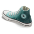 Converse Women's Chuck Taylor All Star Sunset Wash Hi-Top Trainers - Motel Pool/Rebel Teal: Image 5