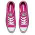 Converse Women's Chuck Taylor All Star Dainty Ox Trainers - Plastic Pink/Black/White: Image 2