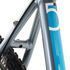 Kinesis Crosslight 5T Disc Frameset - Steel Grey: Image 7