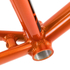 Kinesis Crosslight 5T Disc Frameset - Sweet Orange: Image 6