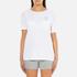 Converse Women's CP Slouchy T-Shirt - Converse White: Image 1