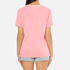 Converse Women's CP Slouchy T-Shirt - Daybreak Pink: Image 3