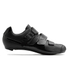 Giro Factor Road Cycling Shoes - Matt Blk/Gloss Blk: Image 1