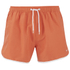 Threadbare Men's Swim Shorts - Orange: Image 1