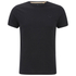 Threadbare Men's William Crew Neck T-Shirt - Black: Image 1