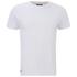 Threadbare Men's William Crew Neck T-Shirt - White: Image 1