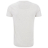 Threadbare Men's William Crew Neck T-Shirt - Ecru Marl: Image 2