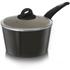 Tower T80806 Porcelain Enamel Sauce Pan - Black - 20cm: Image 1