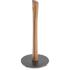 Natural Life NLAS008 Acacia Towel Pole with Slate Base: Image 1