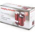Morphy Richards 974069 Set of 3 Storage Canisters - Red: Image 3