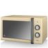 Swan SM22070CN Manual Microwave - Cream - 900W: Image 1