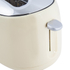 Akai A20001C 2 Slice Cool Touch Toaster - Cream: Image 4