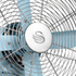 Swan SFA1010BLN Retro Desk Fan - Blue - 12 Inch: Image 2