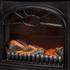 Warmlite WL46014BL/MOB Stove Fire - Black - 2000W: Image 2