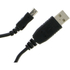 Kit Universal Charge & Data Transfer Cable with 5 Tips - Black: Image 5