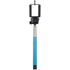 Kitvision Basic Bluetooth Selfie Stick With Phone Holder - Blue: Image 1