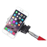 Kitvision Basic Bluetooth Selfie Stick With Phone Holder - Red: Image 3
